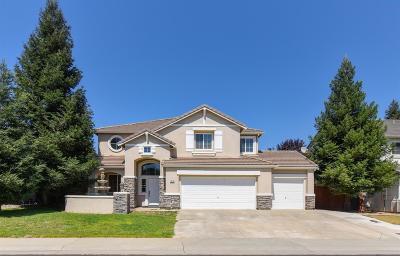 Roseville Single Family Home For Sale: 1616 Blackbird Street