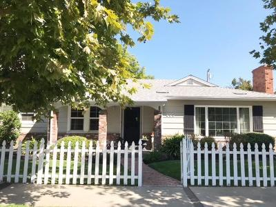 Lodi Single Family Home For Sale: 805 West Locust Street