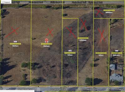 Sacramento Residential Lots & Land For Sale: 6031 Pomegranate Avenue