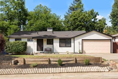 Fair Oaks Single Family Home For Sale: 4725 Solano Way