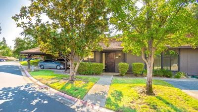 Citrus Heights Condo For Sale: 5558 Rubion Circle