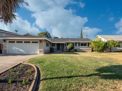 Sacramento CA Single Family Home For Sale: $549,000