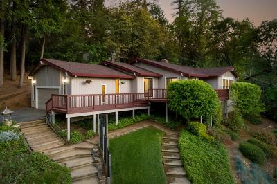 Placerville Single Family Home For Sale: 1130 Madrone Lane