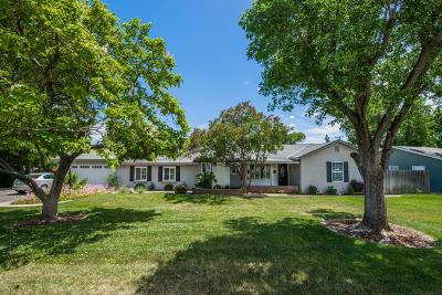 Sacramento Single Family Home For Sale: 2740 Hilldale Road
