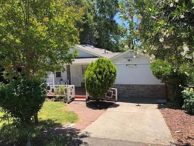 Orangevale Single Family Home For Sale: 8612 Central Avenue