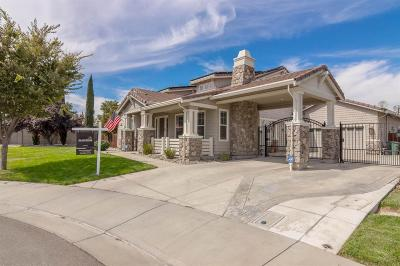 Tracy Single Family Home For Sale: 1983 Kristoff Court