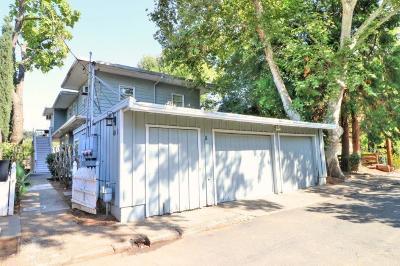 Roseville Multi Family Home For Sale: 601 Kindred Lane