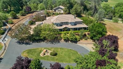 Placerville Single Family Home Active Rel. Clause: 3066 Roughrider Court