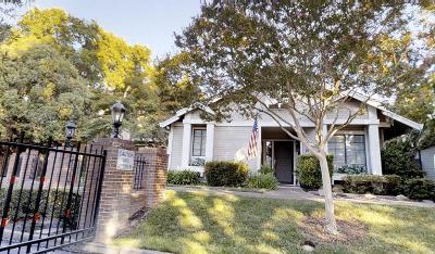 Roseville Single Family Home For Sale: 1668 Ashford Drive