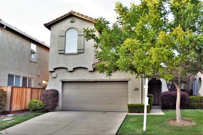 Sacramento Single Family Home For Sale: 389 Dragonfly Circle