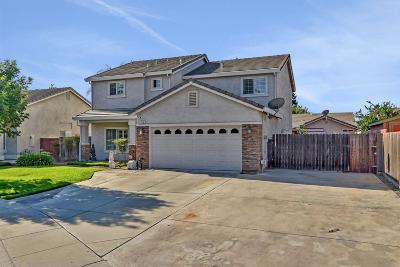 Modesto Single Family Home For Sale: 2536 Ives Street