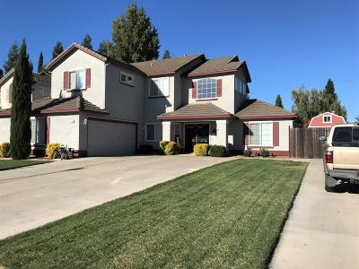 Linden Single Family Home For Sale: 5261 Ione Street