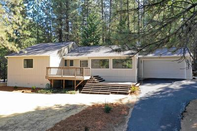Pollock Pines CA Single Family Home For Sale: $375,000