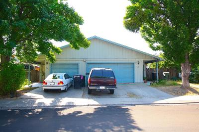 Modesto Multi Family Home For Sale: 309 Redbud Lane
