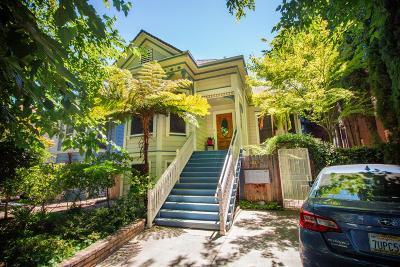 Multi Family Home For Sale: 1314 Q Street