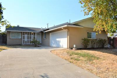 Rancho Cordova Single Family Home For Sale: 3086 Swansea Way