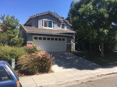 Davis Single Family Home For Sale: 1328 Madera Court