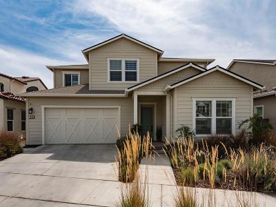 Davis Single Family Home For Sale: 1046 Pierce Lane