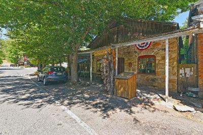 Volcano Commercial For Sale: 16154 Main Street