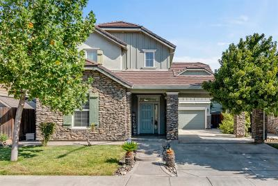 Tracy Single Family Home For Sale: 2417 Golden Leaf Lane