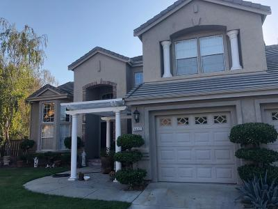 Stockton Single Family Home For Sale: 5323 Brook Valley Circle