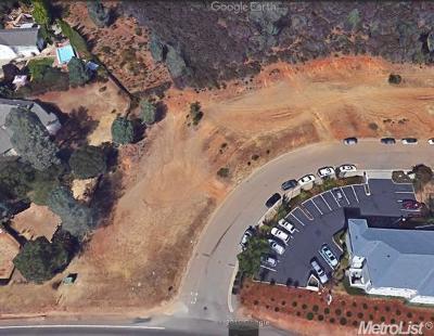 Cameron Park Commercial Lots & Land For Sale: Camerado Drive