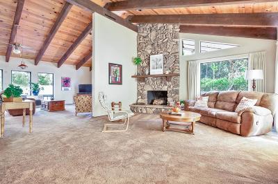 Camino Single Family Home For Sale: 3851 Kingbird Lane