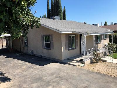 Keyes Single Family Home For Sale: 5470 9th Street