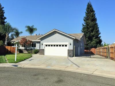 Escalon Single Family Home For Sale: 1709 Concord Court