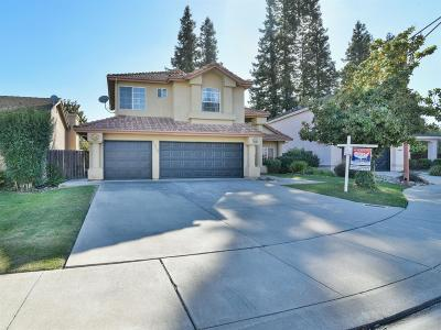 Stockton Single Family Home For Sale: 4316 Starfish Court