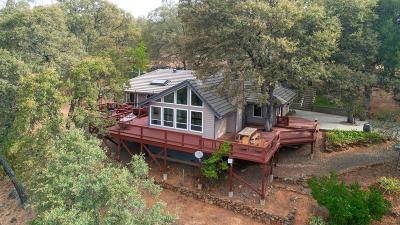El Dorado Hills Single Family Home For Sale: 6954 Beaver Pond Road