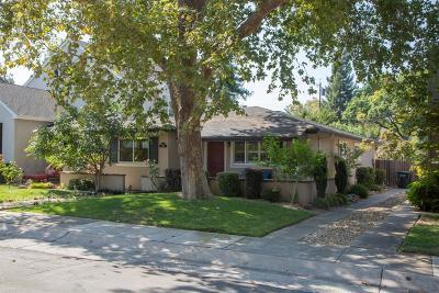 Single Family Home For Sale: 4324 E Street
