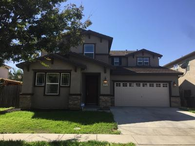 Patterson Single Family Home For Sale: 1418 Berrendas Street