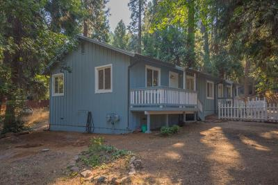 Pollock Pines CA Multi Family Home For Sale: $259,000