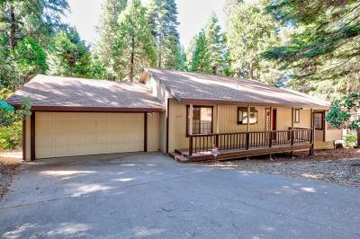 Pollock Pines Single Family Home For Sale: 3364 Gold Ridge Trl
