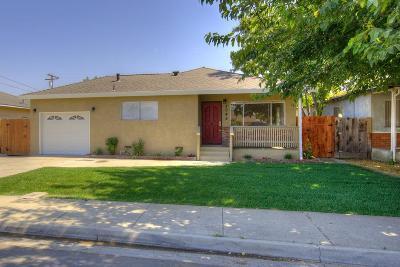 Hughson Single Family Home For Sale: 2042 5th Street