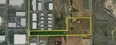Commercial Lots & Land Pending Sale: 6190 Hedge Avenue