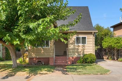 Lincoln Single Family Home For Sale: 442 D Street