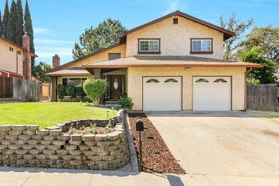 Citrus Heights Single Family Home For Sale: 7113 Canelo Hills Drive