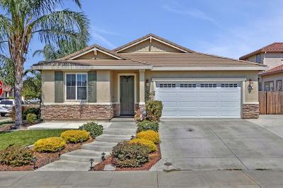 Manteca Single Family Home For Sale: 2583 Retreat Way