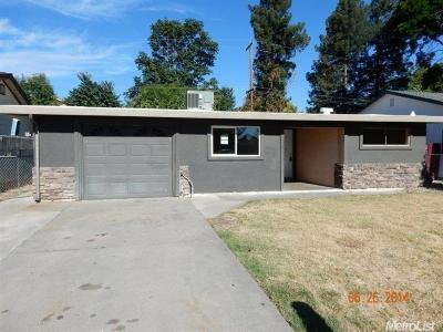 Yolo County Single Family Home For Sale: 609 Hardy Drive
