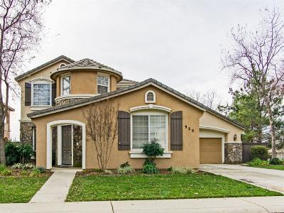 El Dorado Hills Single Family Home For Sale: 922 Apero Way