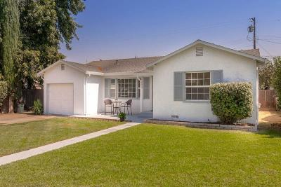 Merced Single Family Home For Sale: 1690 Union Avenue