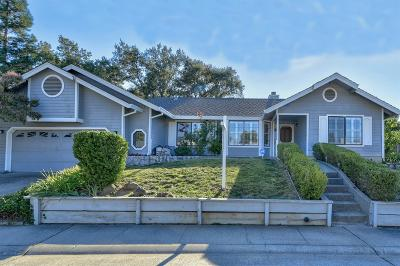 Roseville Single Family Home For Sale: 1518 East Colonial Parkway