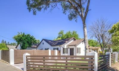 Carmichael Single Family Home For Sale: 3723 California Avenue