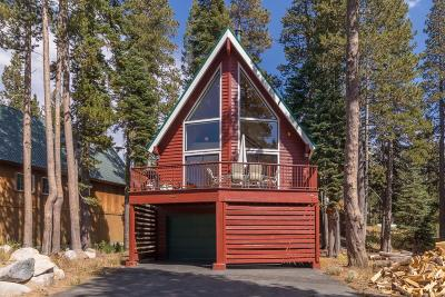 Soda Springs Single Family Home For Sale: 8444 Hillside Drive