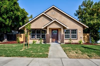 Turlock Single Family Home For Sale: 208 Locust Street