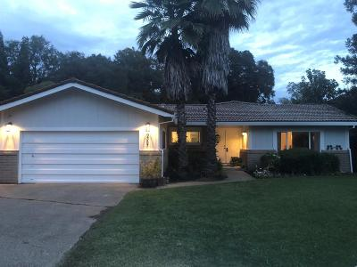 Fair Oaks Single Family Home For Sale: 9357 Winding Oak