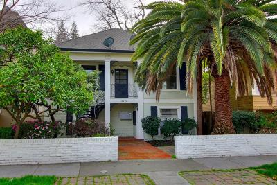 Sacramento Multi Family Home For Sale: 2510 P Street