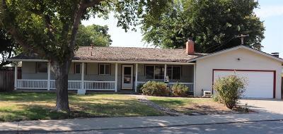 Tracy Single Family Home For Sale: 322 Coronado Way #322
